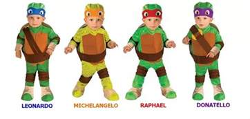 the turtles names and colors what are the mutant turtles names and