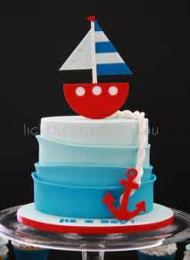 anchor baby shower cake nautical theme baby shower cake by the bowl on