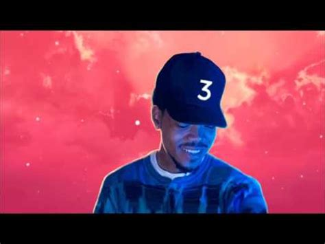 Chance The Rapper Coloring Book Chance 3 Album