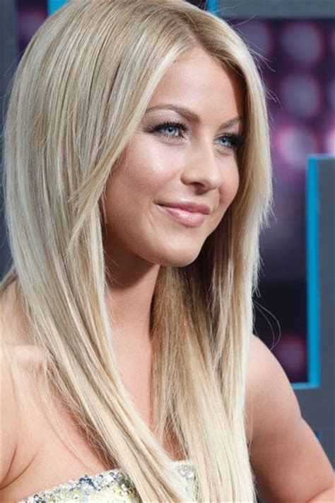 how does julienne hough style her hair julianne hough long hair celebrity long hairstyles
