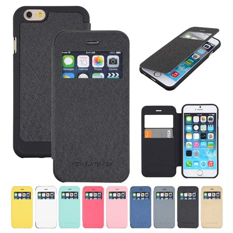 Mercury Goospery Stand Bumper Iphone 6 6s Cover Standing iphone 6 goospery wow window view cover