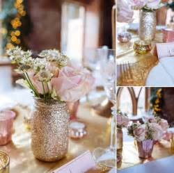 Wedding Theme Idea Pink And Gold Our One 4 by 25 Best Ideas About Pink And Gold Wedding On