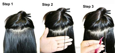 how to put beaded hair extensions in medium brown 4 20 quot 26 quot 1g s 100s micro loop