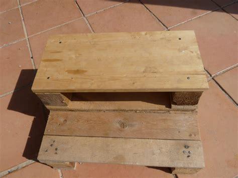 fabriquer un canapé en bois 6 id 233 es pour recycler les palettes autour du naturel