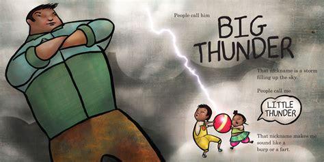 thunder boy jr bccb sherman alexie s and yuyi morales thunder boy jr rocks