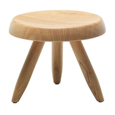 Tabouret Perriand by 524 Tabouret Berger Stool Cassina Ambientedirect