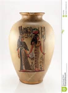 Ancient Vases Vaso Com Teste Padr 227 O Eg 237 Pcio Foto De Stock Royalty Free