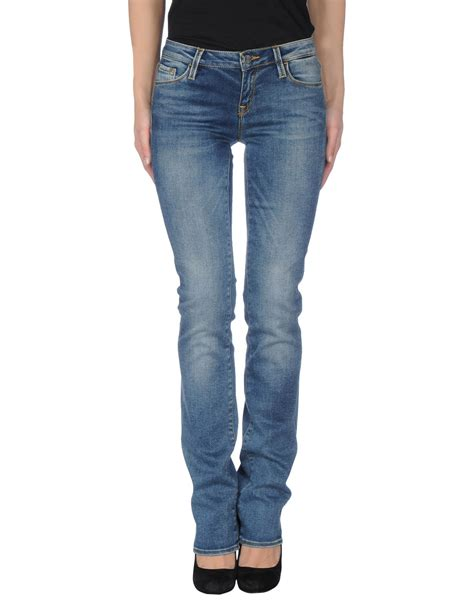 Miss Sixty 992 Lblue Silver miss sixty faded bootcut in blue lyst