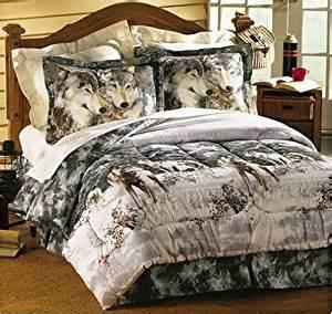 wolf comforter set wolves king comforter set