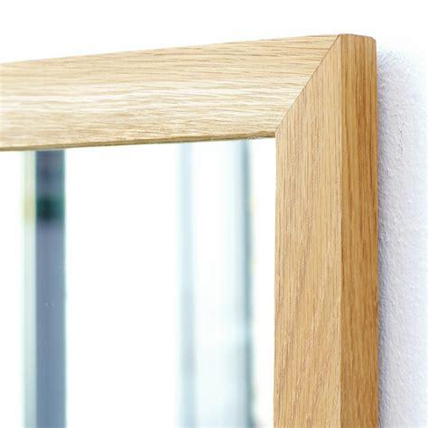spiegelschrank 70x50 tikamoon serena oak oak mirror 70x50
