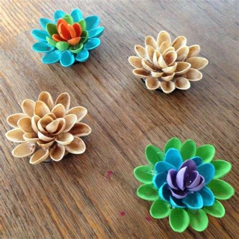 crafts with shells for 25 best ideas about shell flowers on seashell