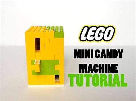 lego machine tutorial lego mini machine tutorial
