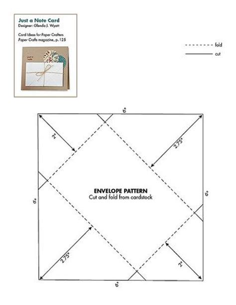 pattern envelope free paper patterns envelope my stuff pinterest