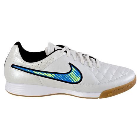 mens indoor soccer shoes nike tiempo genio leather ic mens indoor soccer shoes