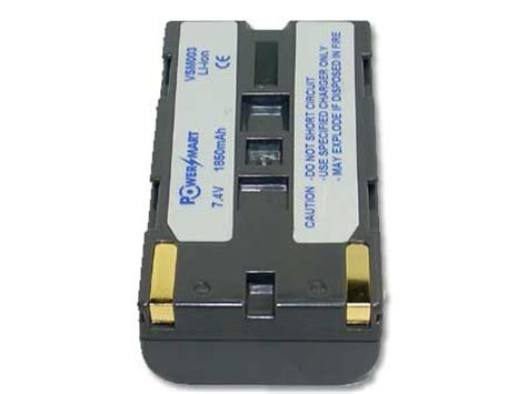 Murah Battery Samsung Sb Slm 160 samsung sb l110a samsung sb l160 samsung scl901 samsung camcorder battery