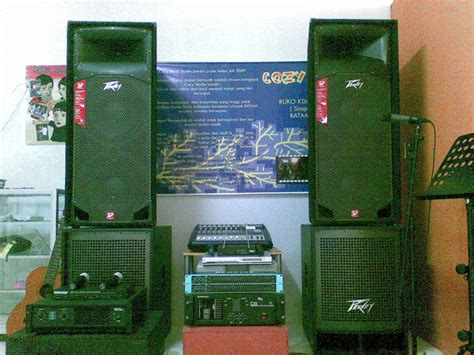 Paket 3 Way System Active Reverb Acoustic Crescendo c s g audio professional sound system info harga product