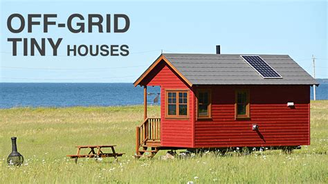 tiny house tour at stunning waterfront grid resort