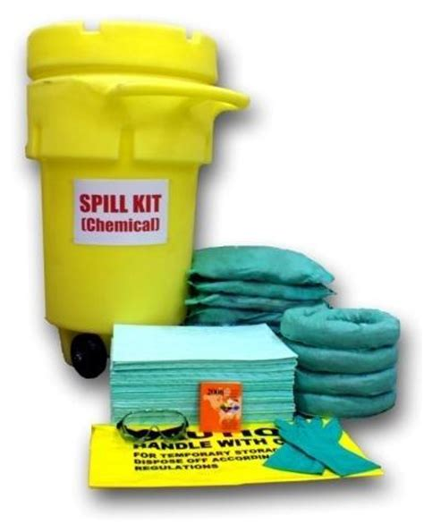 Portable Economy Spill Kits Universal Only Dawg Kit312s dawg 174 50 gallon overpack with wheels pt inti bangunan
