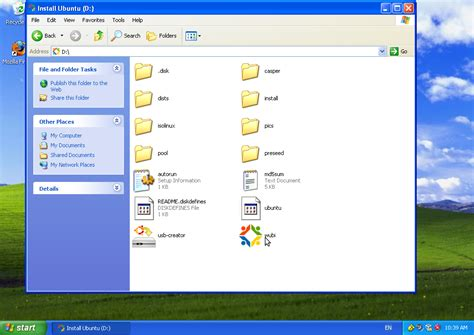 tutorial install xp ubuntu how to install ubuntu in vista poupaddfox1989