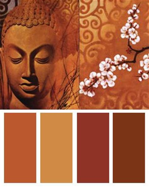 zen color palette buddha panel color palette 색깔 pinterest buddha room