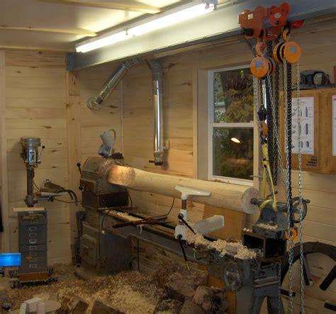 The Hobby Bench Build Woodturning Lathes Diy Corner Desk Designs