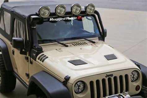 jeep vented hood rugged ridge 17759 01 performance vented hood 07 15 jeep
