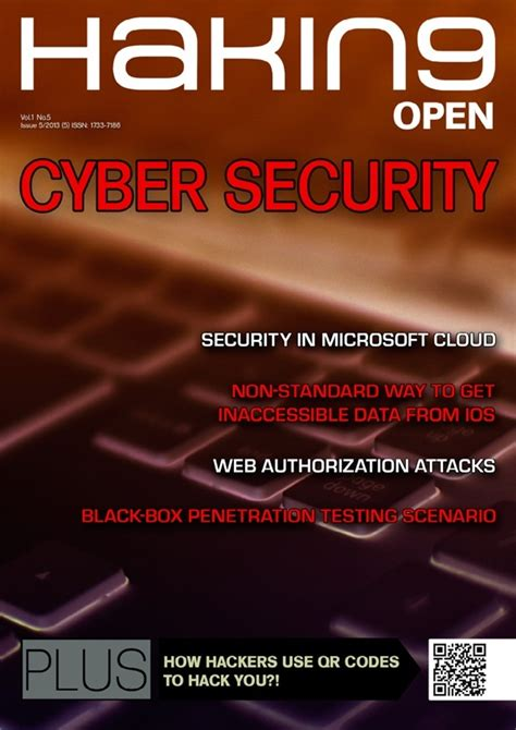 time cybersecurity hacking the web and you books read new hakin9 open for free and become a cyber security