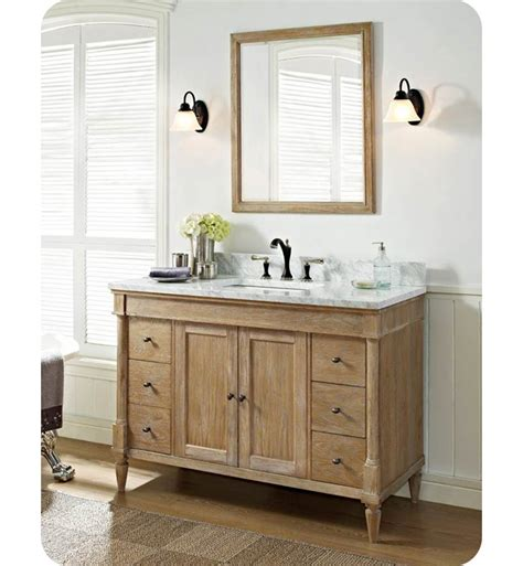 modern rustic bathroom vanity fairmont designs 142 v48 rustic chic 48 quot modern bathroom