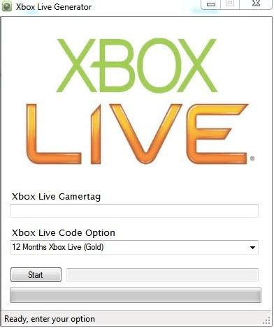 download xbox live codes generator free for 2 day
