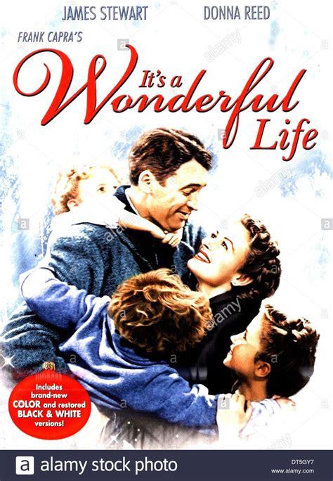 1946 film it s a wonderful life james stewart donna reed poster it s a wonderful life
