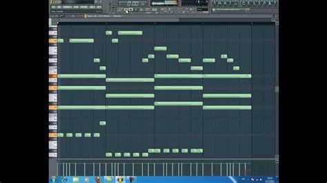 tutorial piano fl studio fl studio tutorial kalla s sad piano melody youtube