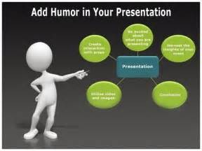 add humor in presentation in medical ppt templates