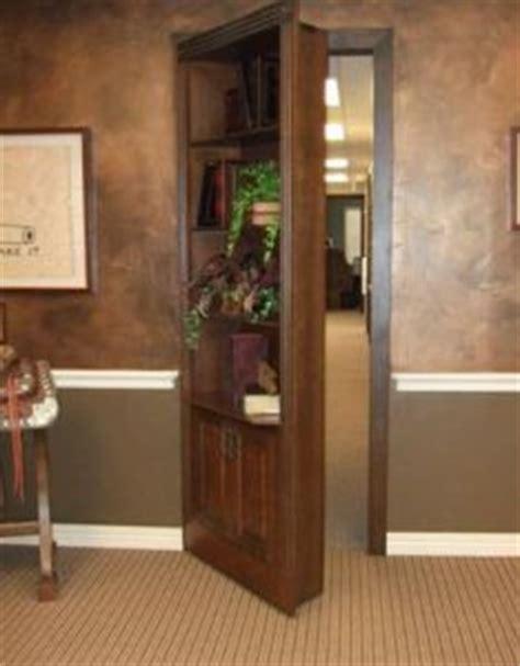 swinging bookcase door secret spaces on pinterest hidden doors secret doors