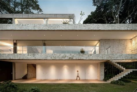 design house building al sufouh maison spectaculaire moderne 224 rio de janeiro