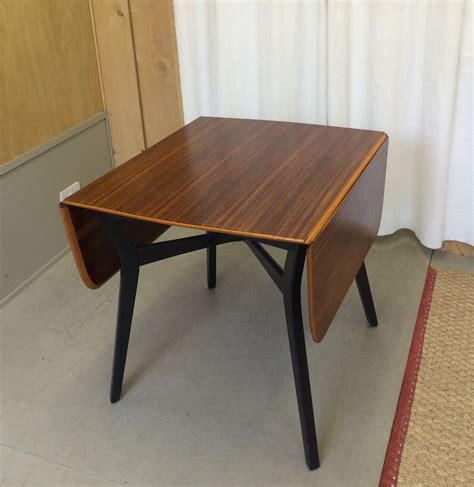 Black Dining Room Table With Leaf by Gba Amp D Design Room Retro 1950 S G Plan Dining Table Drop Leaf