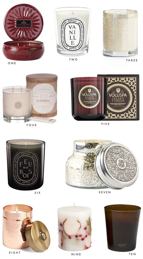 best candles 10 favorite candles for fall bright and beautiful