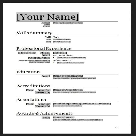 5 Letter Words Resume free resume templates offer template word sle