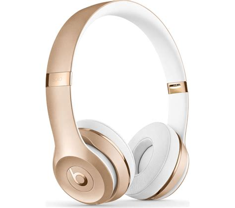 Headseat Heandsfree Beat Dr Dre Hf Earphone beats by dr dre 3 wireless bluetooth headphones gold deals pc world