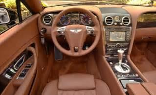 Bentley Brooklands Interior 2009 Bentley Brooklands Pictures Cargurus