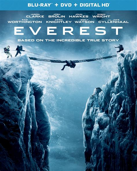 film everest based on book everest dvd release date january 19 2016