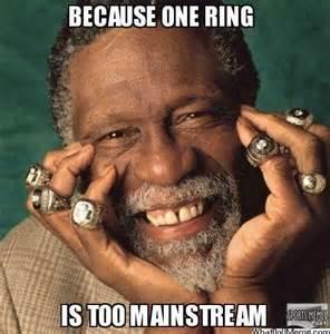 Ring Meme - one ring meme