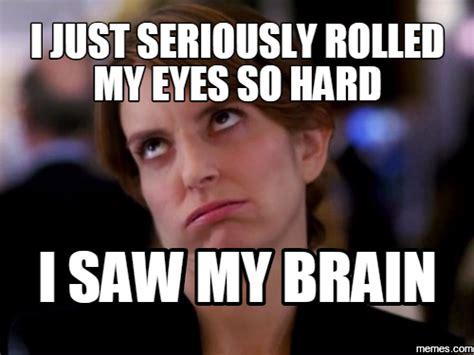 Rolls Eyes Meme - home memes com
