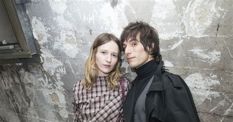 christa theret jeremy kapone couple christa theret et j 233 r 233 my kapone exposition itin 233 rante