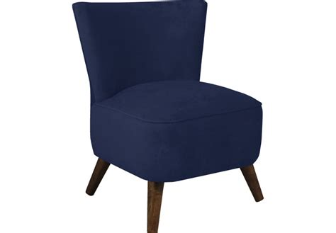 Navy Accent Chair Aviana Navy Chair Accent Chairs Colors
