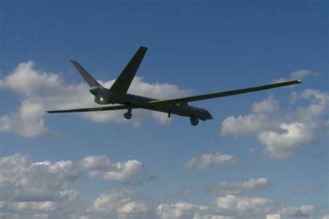 Drone Tempur mirip predator rusia perkenalkan drone tempur pertama mereka