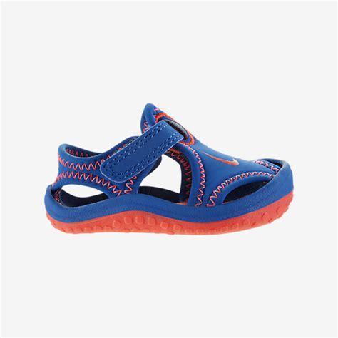 nike sandals toddler boy infant toddler boys sandal nike sunray protect