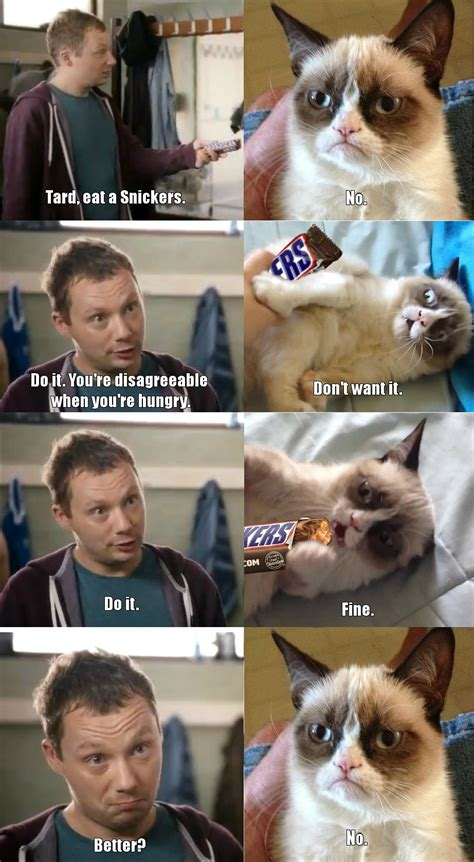 Memes Snickers - image 627772 snickers quot hungry quot commercials know