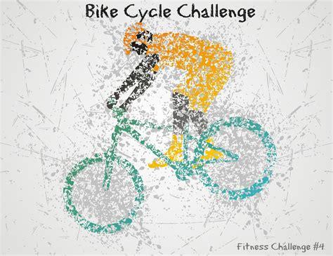 bike challenges bike cycle fitness challenge 4 diet tools