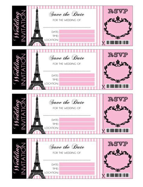 printable invitation to disneyland paris printable paris inspired save the date by ketrinadesign on