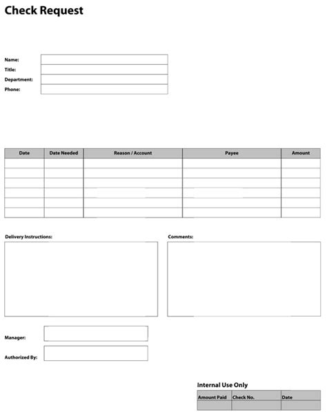 cheque request form template 29 images of simple check request form template infovia net